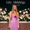 Martha Hunt – Lily Aldridge Parfums Launch Event in NYC - 454 x 303
