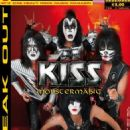 KISS - Break Out Magazine Cover [Germany] (November 2012)