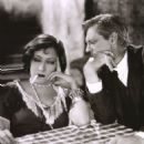 Lionel Barrymore and Gloria Swanson - 454 x 515
