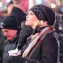Jenny McCarthy Dick Clarks New Years Rockin Eve With Ryan Seacrest Rehearsals In Nyc