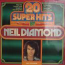 20 Super Hits By Neil Diamond