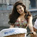 Kelly Brook - Attends The Sky Ride 2010 Photocall In London, 25 May 2010