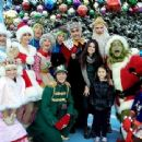 Selena Gomez: took her cousin to see Grinchmas at Universal Studios