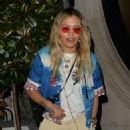 Rita Ora – Out and about in Kent - 454 x 496
