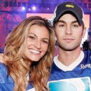 Chace Crawford and Erin Andrews