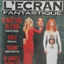 Bruce Willis - L'ecran Fantastique Magazine Cover [France] (December 1992)