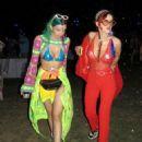 Bella and Dani Thorne – 2018 Coachella Festival in Indio