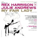 MY FAIR LADY 1956 Original Broadway Cast Starring Rex Harrison and Julie Andrews - 454 x 454