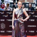 Cristina Castano- Closing Day - Red Carpet - Malaga Film Festival 2018