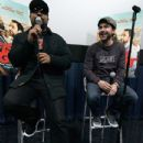 In This Photo: Charlie Day, Ice Cube Ice Cube and Charlie Day attends the Warner Bros.special screening of