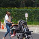 Petra Ecclestone at Farmers Market in Beverly Hills - 454 x 681