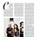 Olga Kurylenko Vogue Spain Magazine August 2015