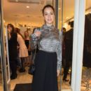 Veronica Sanchez- 'Dolores Promesas' Opening Store in Paris - 395 x 594
