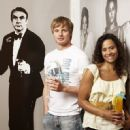 Angel Coulby and Bradley James (II)