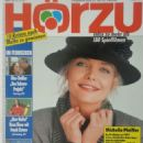 Michelle Pfeiffer - Hörzu Magazine Cover [Germany] (23 October 1993)