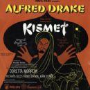 Kismet 1953 Broadway Musical Starring Alfred Drake - 454 x 439