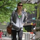 Jessica Biel Out In NYC, May 7 2010