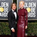Keith Urban and Nicole Kidman : 76th Annual Golden Globe Awards
