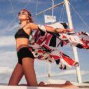 Anastasia Krivosheeva - L'Officiel Magazine Pictorial [Russia] (July 2016)