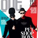 Pet Shop Boys - Out Magazine Cover [United States] (June 2009)