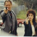 Stepfanie Kramer & Fred Dryer, 1987 - 454 x 367