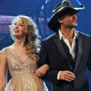 Tim McGraw and Taylor Swift