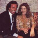 Priscilla Presley and Julio Iglesias