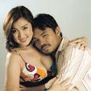 Manny Pacquiao and Ara Mina