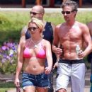 Britney Spears & Jason Trawick: Marriage Rumors In Maui