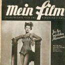 Martha Vickers - Mein Film Magazine Pictorial [Austria] (11 July 1947) - 454 x 651