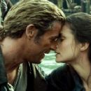 Chris Hemsworth and Charlotte Riley