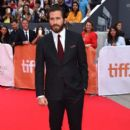 Jake Gyllenhaal-September 10, 2015-2015 Toronto International Film Festival - 'Demolition' Premiere and Opening Night Gala - Arrivals - 399 x 600