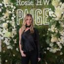 Rosie Huntington-Whiteley – Rosie HW x PAIGE Fall Collection 2017 launch in Los Angeles - 454 x 740