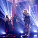 Rita Ora on 'The Tonight Show Starring Jimmy Fallon' in New York - 454 x 302