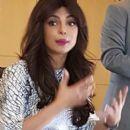 Priyanka Chopra attends the Quantico presscon