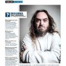 Max Cavalera - Guitar World Magazine Pictorial [United States] (February 2015)