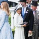 Meghan Markle – 2018 Royal Ascot Day One in Berkshire - 454 x 788