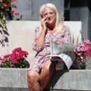Vanessa Feltz – Out and about in London