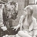 Jane Asher and Sam Wannamaker