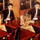 Joe Jonas and Renee Bargh