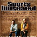 R.A. Dickey - Sports Illustrated Magazine Cover [United States] (17 December 2012)