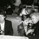 Mick Jagger, Madonna e Tony Curtis