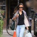 Pippa Middleton: out in the Chelsea neighborhood of London
