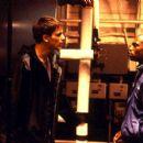 Josh Hartnett and Mekhi Phifer in Lions Gate's O - 2001