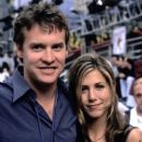 Jennifer Aniston and Tate Donovan