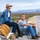 Drew Barrymore and Chris O'Donnell