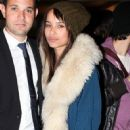 Zoe Kravitz Celebrates Aaron Stern's New Book