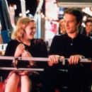 Drew Barrymore and Michael Vartan
