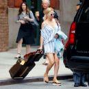 Kate Hudson Leaves hotel in New York - 454 x 381
