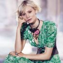 Mia Wasikowska - Vogue Magazine Pictorial [Australia] (July 2016) - 454 x 604